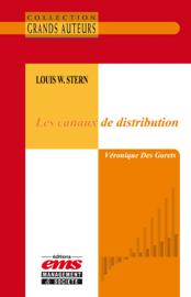 Louis W. Stern - Les canaux de distribution