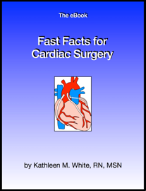 Fast Facts for Cardiac Surgery