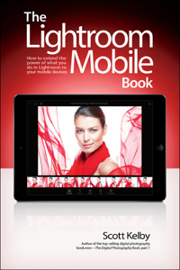 Lightroom Mobile Book, The Book Cover
