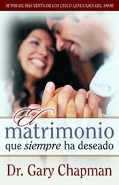 Matrimonio que siempre ha deseado PDF Download