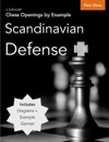 Chess Openings By Example Scandinavian Defense
