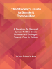 Va'man Shivara'm A'pte - The Student's Guide to Sanskrit Composition artwork
