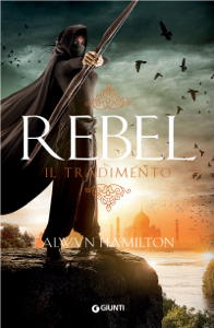 Rebel. Il tradimento Libro Cover