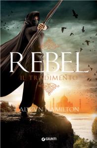 Rebel. Il tradimento Libro Cover