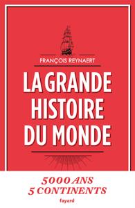 La grande histoire du monde La couverture du livre martien