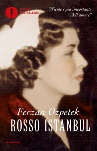 Rosso Istanbul Copertina del libro