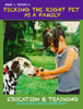 Mercedes Lopez-Roberson - Picking the Right Pet As a Family grafismos