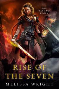 The Frey Saga Book III: Rise of the Seven Summary