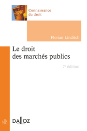 Le droit des marchés publics