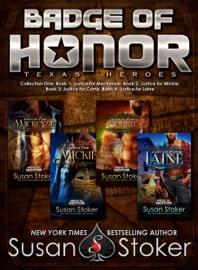 Badge of Honor: Texas Heroes PDF Download