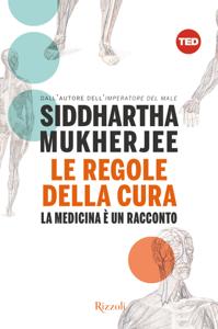 Le regole della cura Copertina del libro