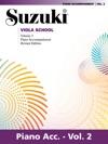 Suzuki Viola School - Volume 2 Revised