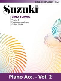SUZUKI VIOLA SCHOOL - VOLUME 2 (REVISED)