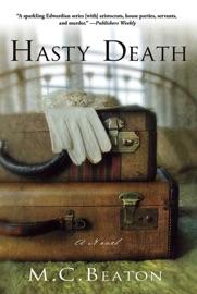 Hasty Death PDF Download