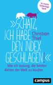 Schatz, ich habe den Index geschlagen!