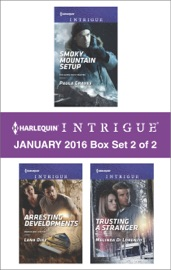 Harlequin Intrigue January 2016 Box Set 2 Of 2