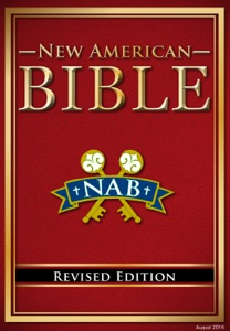 Catholic New American Bible Revised Edition Book Cover