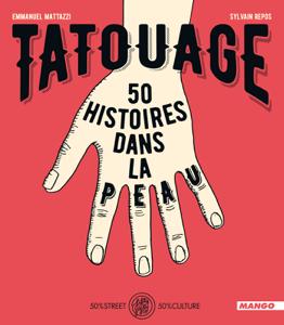 Tatouage La couverture du livre martien