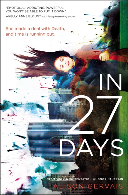 In 27 Days by Alison Gervais on Apple Books