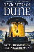 Navigators of Dune Book Cover