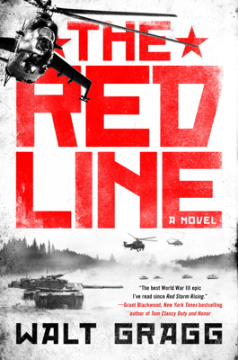 Walt Gragg - The Red Line book