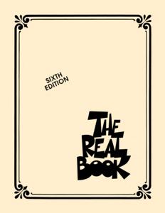 The Real Book - Volume I La couverture du livre martien