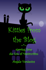 Kitties from the Blog (starring Evie) book