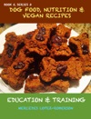 Dog Food Nutrition  Vegan Recipes