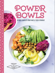 Power bowl La couverture du livre martien