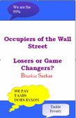 Occupiers of Wall Street: Losers or Game Changers