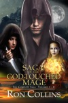 Saga Of The God-Touched Mage Vol 1-8