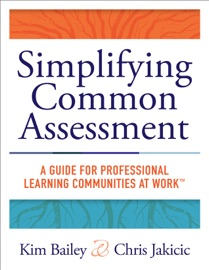 Simplifying Common Assessment PDF Download