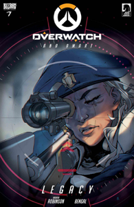 Overwatch#7 Book Review