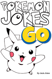 Pokemon Go Jokes book