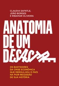 Anatomia de um desastre Book Cover