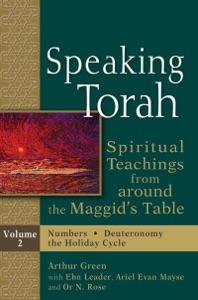 Speaking Torah Vol 2