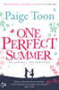Paige Toon - One Perfect Summer artwork
