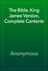 Anonymous - The Bible, King James Version, Complete Contents  artwork
