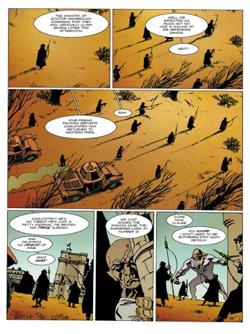 The Chimera Brigade #3 by Serge Lehman, Fabrice Colin, GESS & Céline  Bessonneau on Apple Books