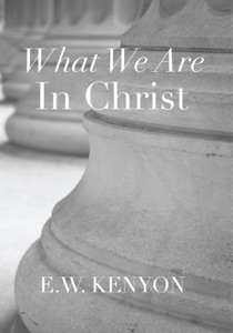 What We Are in Christ Book Cover