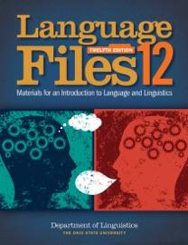 Language Files - Department of Linguistics