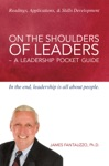 On The Shoulders Of Leaders -A Leadership Pocket Guide