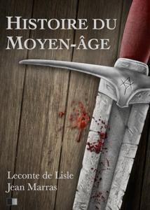 Histoire du Moyen-âge La couverture du livre martien