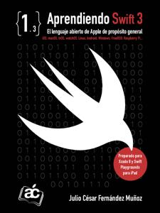 Aprendiendo Swift 3 Book Cover