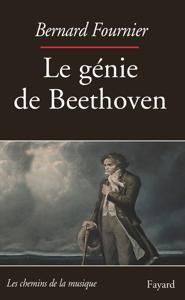 Le Génie de Beethoven La couverture du livre martien