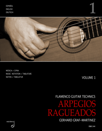 Flamenco Guitar Technics Vol. 1