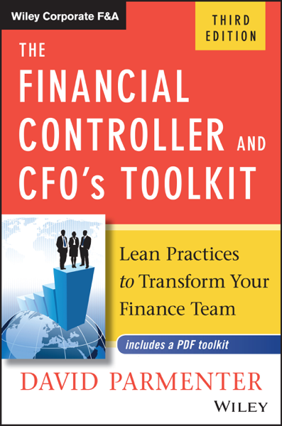 The Financial Controller and CFO's Toolkit