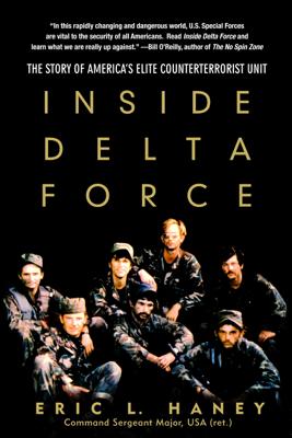 Inside Delta Force - Eric Haney book