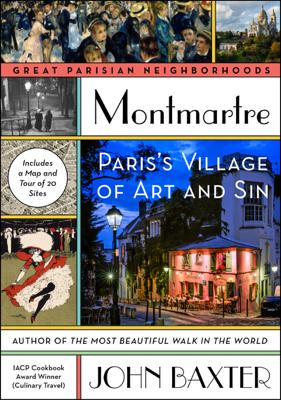 Montmartre - John Baxter book