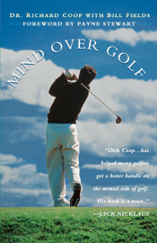 Mind Over Golf book